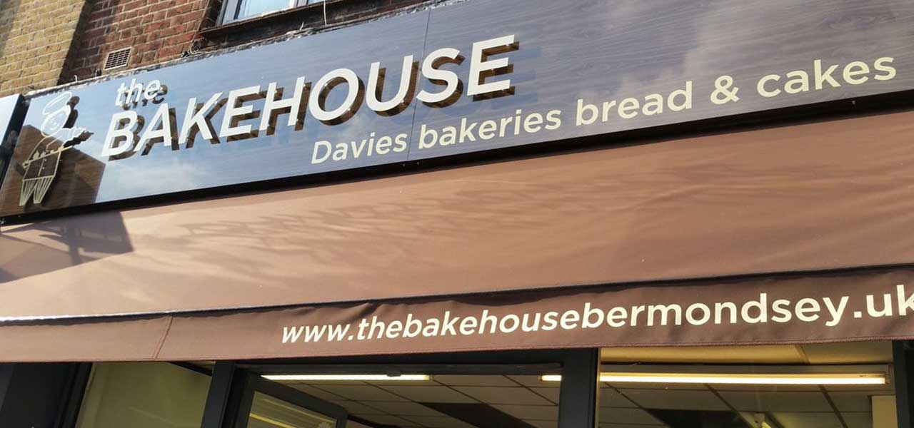 Outside the Bakehouse