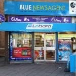 Blue Newsagent