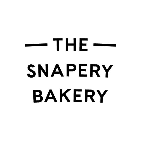The Snapery Bakery Logo