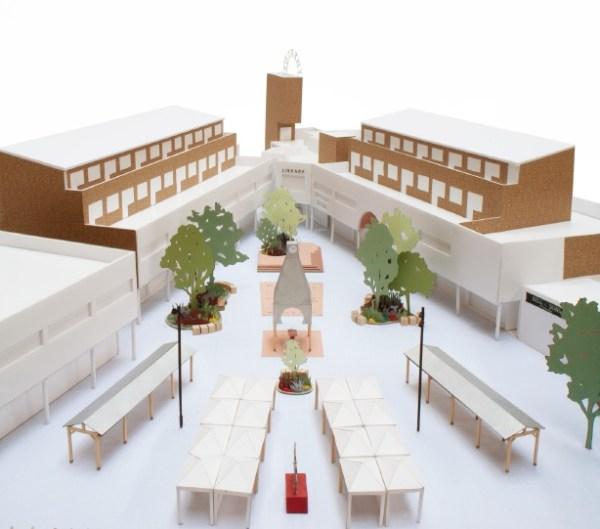 Market Place new layout