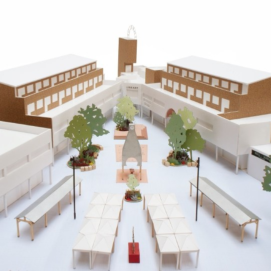 Market Place new layout