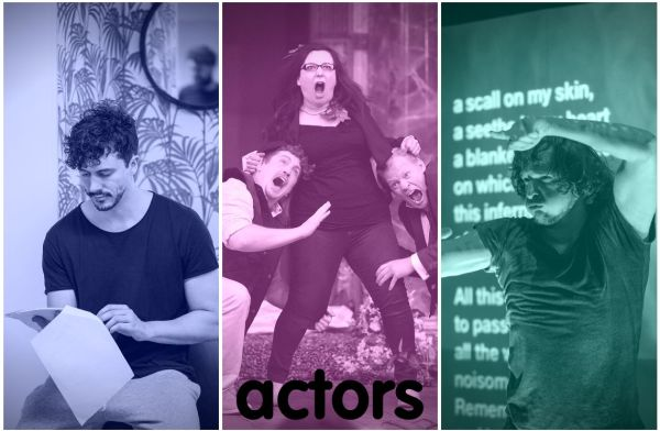 Interpretation Of Shakespeare And Contemporary Texts for actors