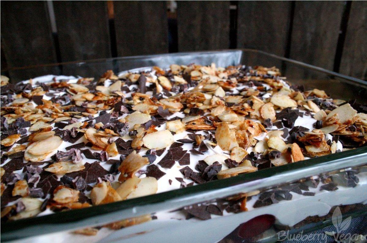 Schoko-Kirsch-Dessert
