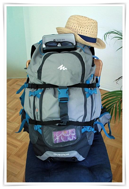 [cml_media_alt id='6432']Jakobsweg Packliste gepackter Rucksack[/cml_media_alt]