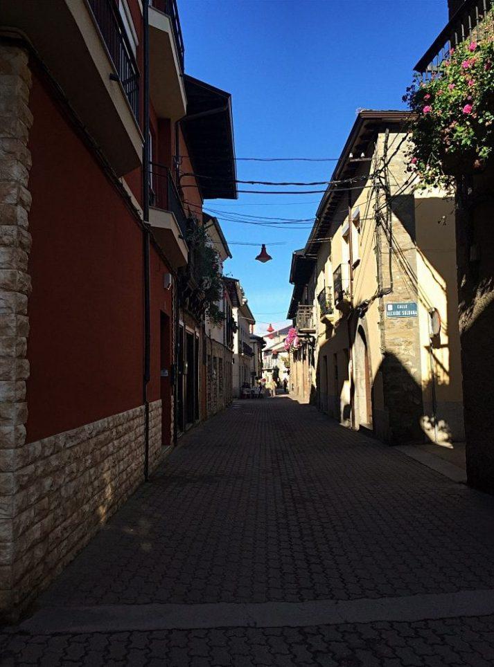 Ponferrada -> Villafranca del Bierzo
