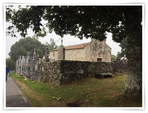 Portomarín -> Palas de Rei