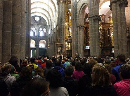 O Pedrouzo -> Santiago de Compostela