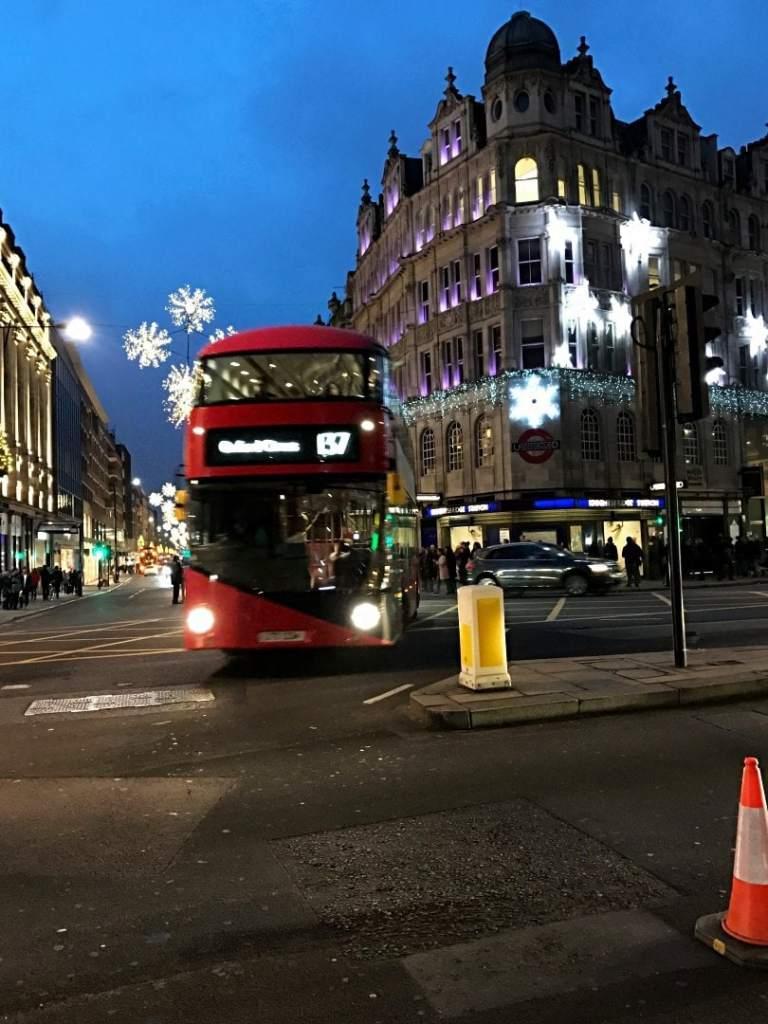 Untervegs in London