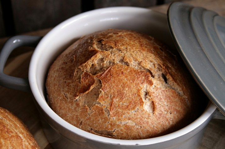 Brot im Topf backen