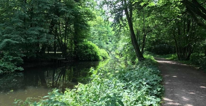 Die Via Baltica – Von Nahe nach Fuhlsbüttel