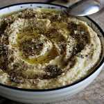 Hummus mit Za'atar