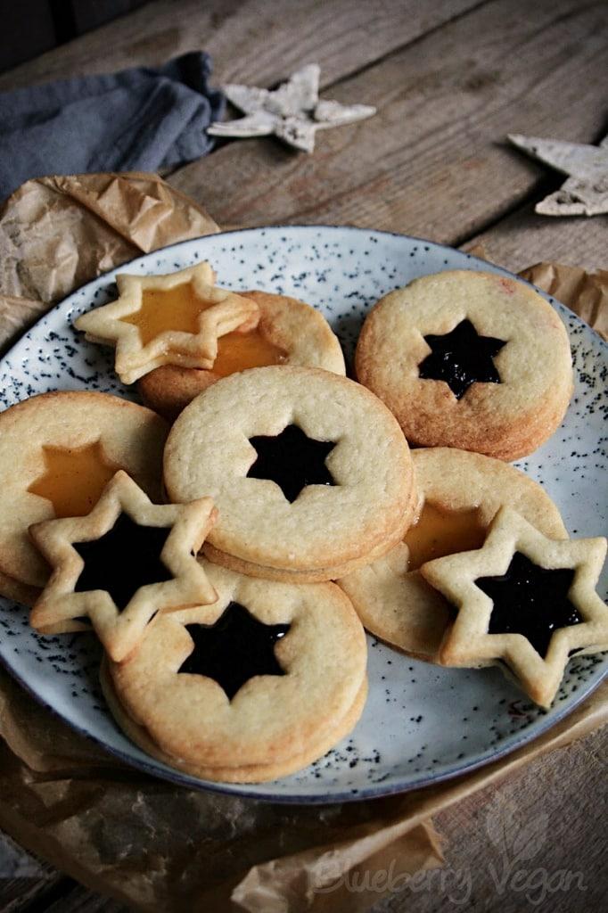 vegan christmas baking ideas