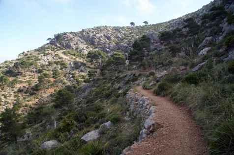 GR 221 Sant Elm - Ses Fontanelles_58