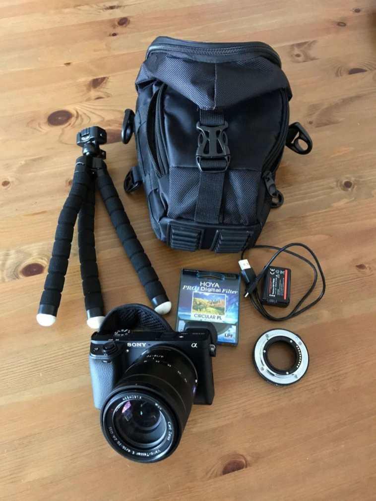 GR 221 - Packliste