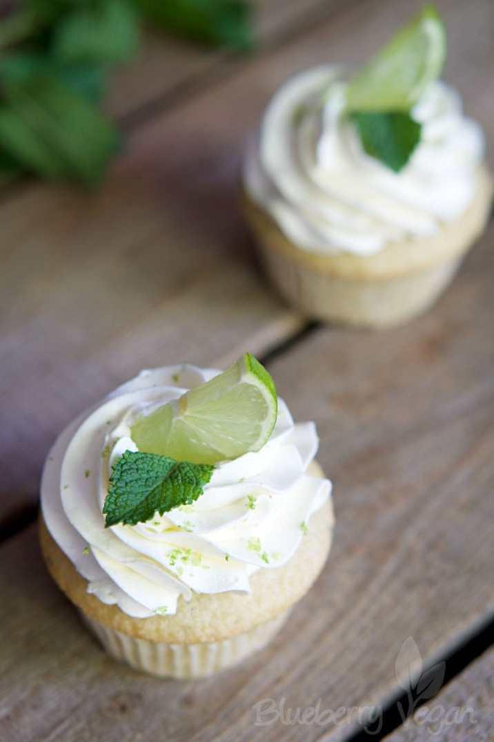 Fluffige Mojito-Cupcakes vegan_7