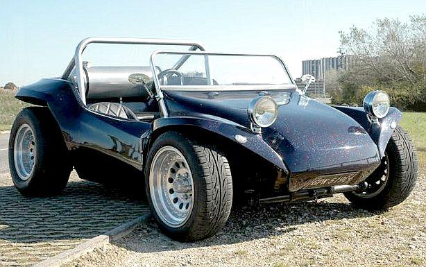 Roll Buggy Bar Volkswagen Dune