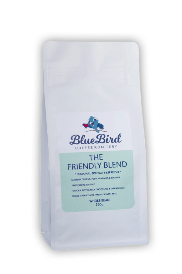 Specialty Espresso blend - The Friendly Blend