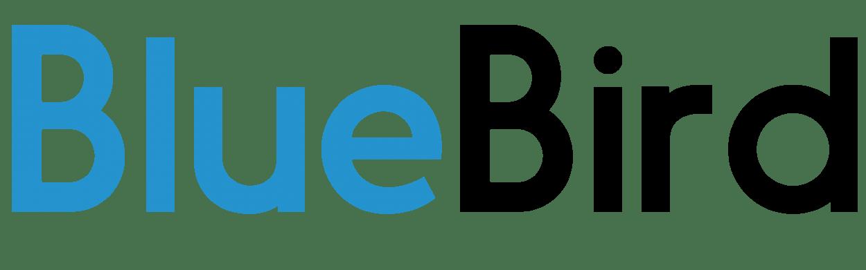 Logo bluebird final