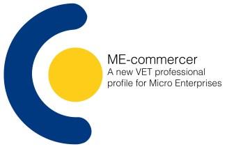 Logo me-commercer: e-commerce per microaziende