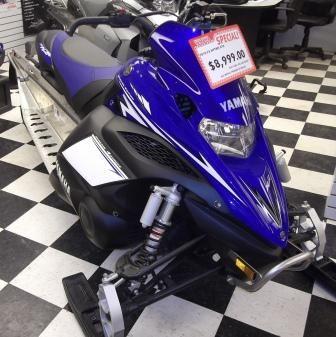 Yamaha Fx Nytro Xtx 4 Str Es R