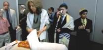 Rabbi Linda uncovers the challah