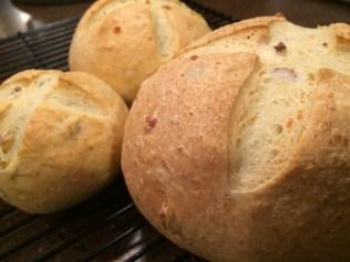to make petite loaves!