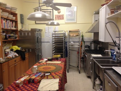 Welcome to Solomon's Kitchen at Temple Sinai