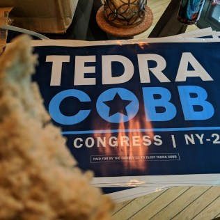 Oh look, some Tedra swag