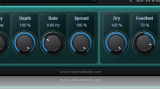 Blue Cat's Flanger - Classic Flanging Effect Audio Plug-in (VST, AU, RTAS, DirectX) (Freeware)