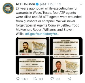 ATF Houston Ratio