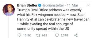 Stelter Fox Wingmen Ratio
