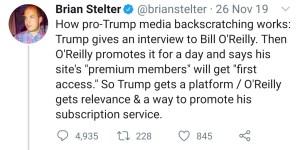 Strelter Backscratcher Ratio