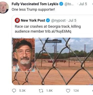 Tom Leykis Ratio