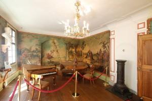 Innenansicht des Blüchermuseums