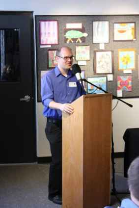 Steve Woodward, Graywolf Press