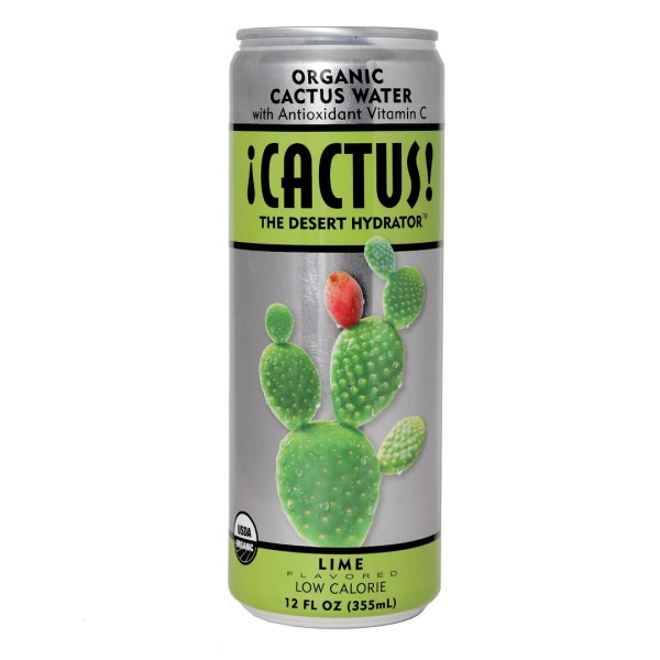 Cactus Water Lime