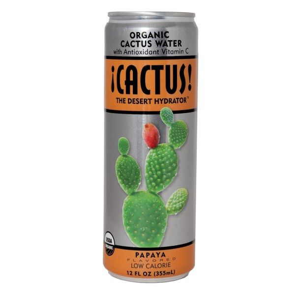 Cactus Water Papaya