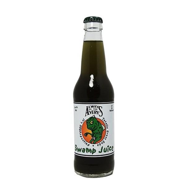 totally gross swamp juice
