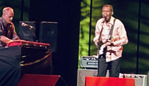 Robert Cray Band Tour 2021
