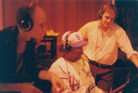 SH And Richard Tee, 1990