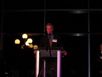 Dr. Jim Anderson Hosts The 2010 Tampa Bay Engineers Week Banquet