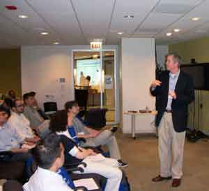 Dr. Jim Anderson Delivers the Keynote At ProductCamp Chicago