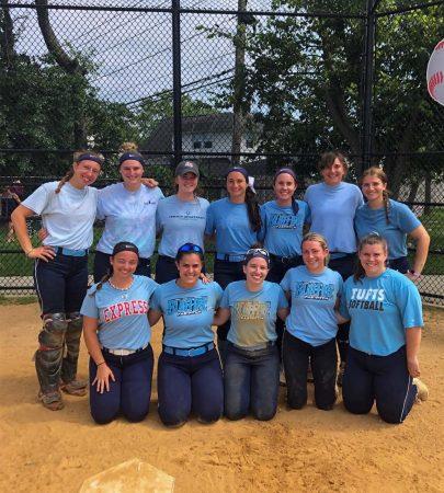 23u softball team