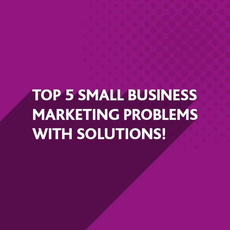 Small Business Marketing Problems