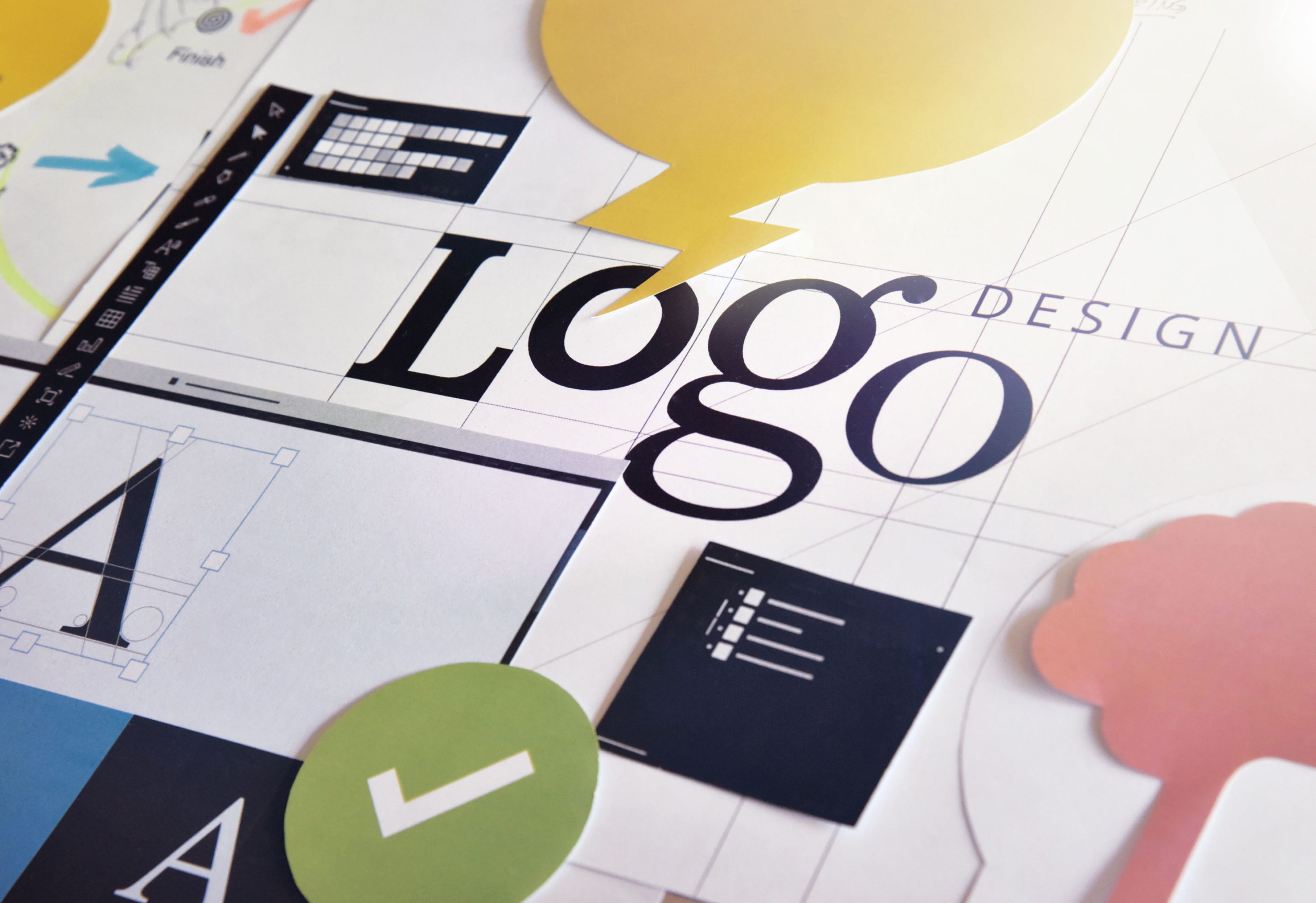 Award-winning Logo Design and Business Branding throughout West Sussex