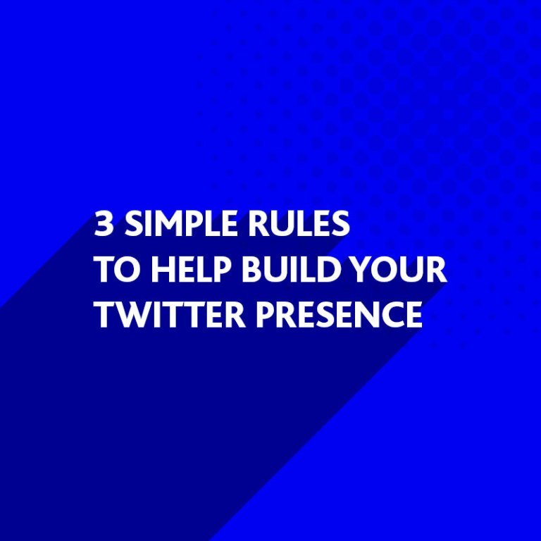 Build your Twitter Presence