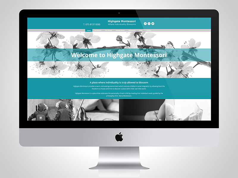 Award-winning Website Design throughout West Sussex with BlueFlameDesign