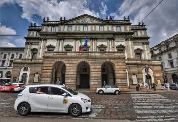 Instagram: Teatro alla Scala - bluefox.at