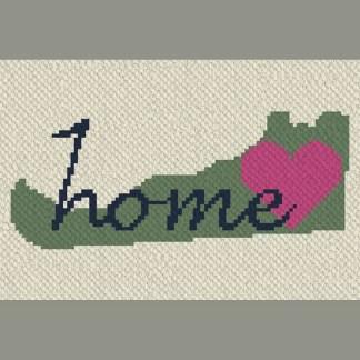 Delaware home corner to corner crochet pattern