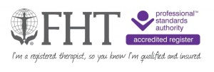 Insured and registered with FHT for York massage